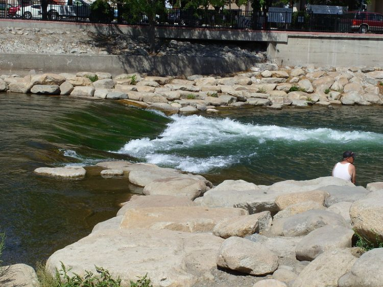 Truckee River Whitewater Park