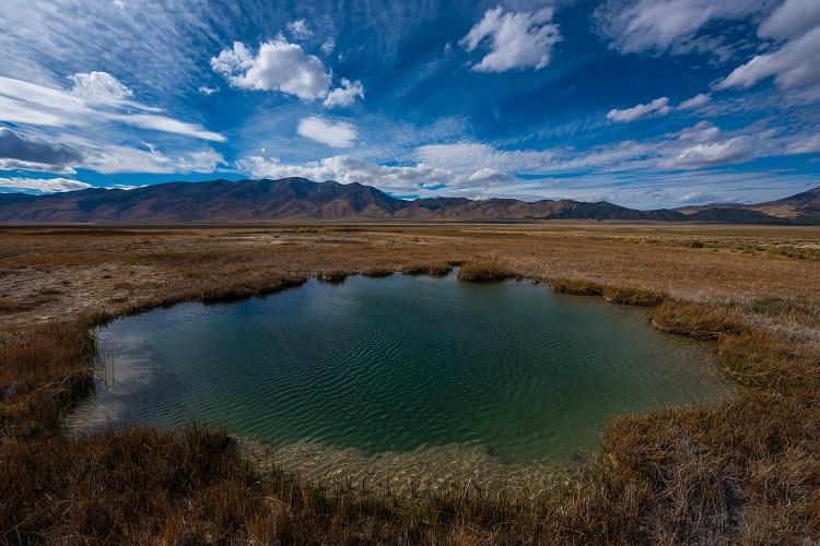 Hot Springs Nevada Ruby Valley