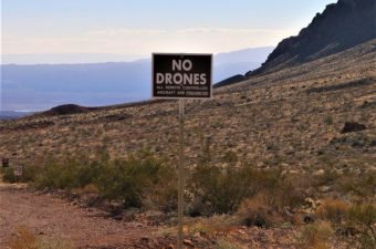 Valley of Fire Drones