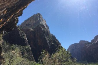 Weeping Rock Zion