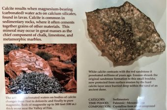 What is Calcite
