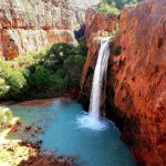 Where is Havasu Falls Located