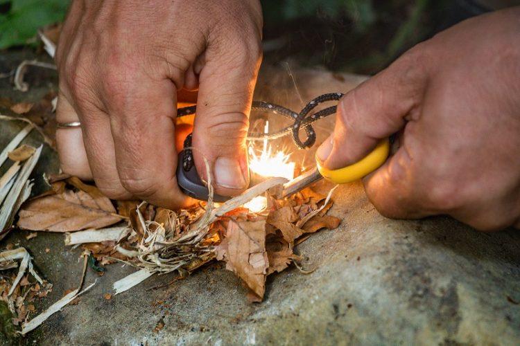 10 Essentials - Fire