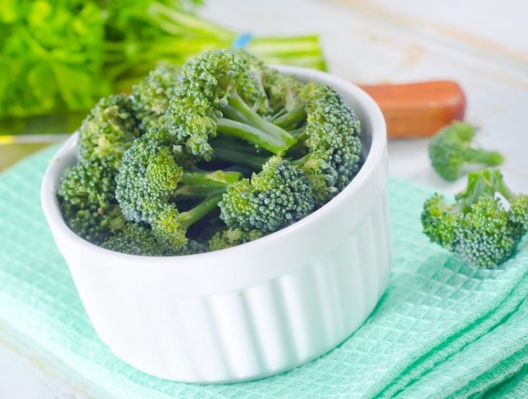hydrating foods brocolli