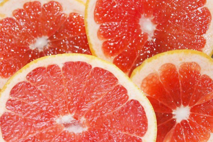 hyrdrating foods grapefruit