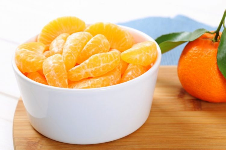 hydrating foods oranges