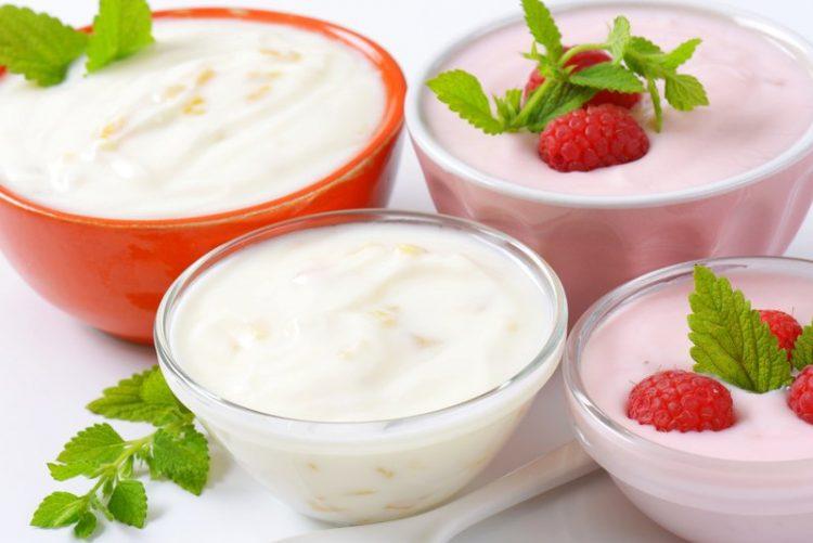 hydrating foods yogurt
